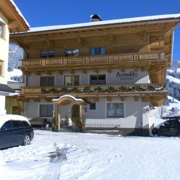 Alpenhit Appartements Saalbach
