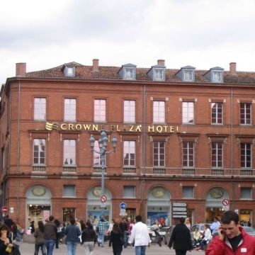 Hotel Crowne Plaza Toulouse