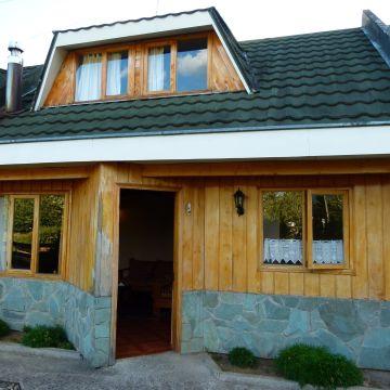 Ferienhaus Queitao Patagonia