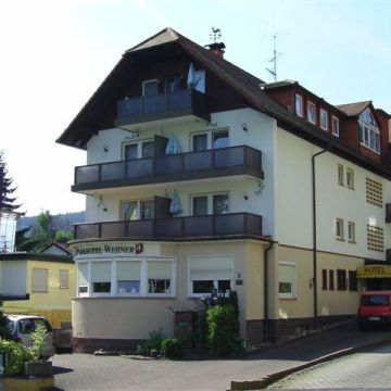 Parkhotel Wehner  (geschlossen)