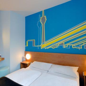 B&B Hotel Düsseldorf-Hbf