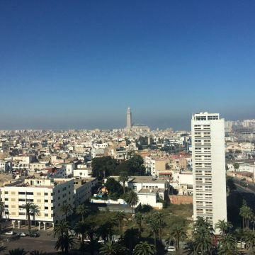 Hotel Ibis Moussafir Casablanca City Center