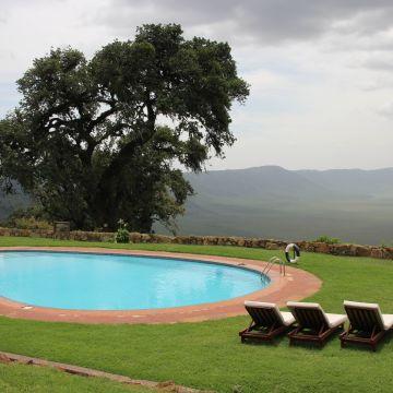 Hotel Ngorongoro Sopa Lodge