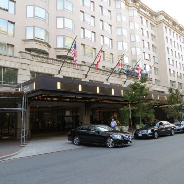 Hotel Fairmont Washington