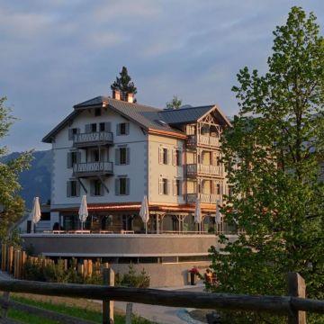 Romantik Hotel The Alpina Mountain Resort & Spa
