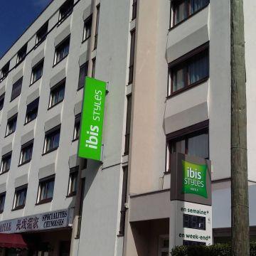 Ibis Styles Hotel Annemasse Geneve
