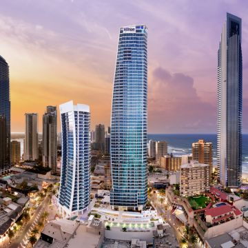 Hilton Surfers Paradise Hotel und Residences