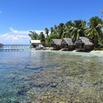 Guesthouse Tetamanu Village