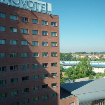 Hotel Novotel Venezia Mestre Castellana