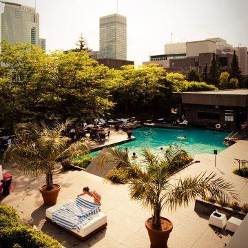Hotel Hilton Montreal Bonaventure