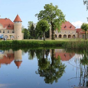 Schloss am Haff und Landhof Usedom