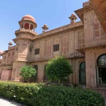 Lallgarh Palace - A Heritage Hotel
