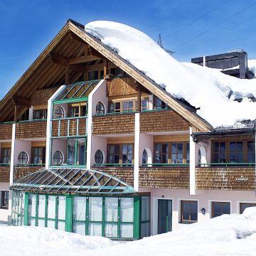 Hotel Hospiz Alm Residenzen