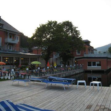 Strandhotel Burgstaller
