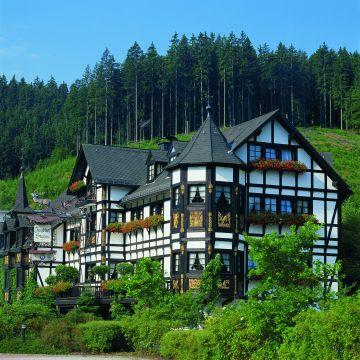 Hotel Relais Chateaux Jagdhof Glashütte