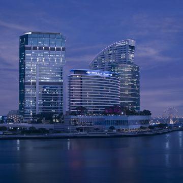 Hotel Crowne Plaza Dubai Festival City