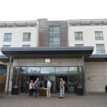 Manor West Hotel, Spa & Leisure Club