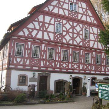 Hotel Historische Heimbachmühle