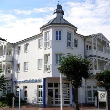 Rujana Ferienwohnungen - Haus Volksbank