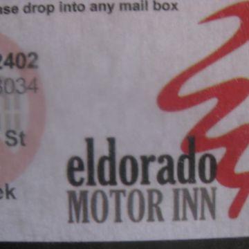 Hotel Eldorado Motor Inn