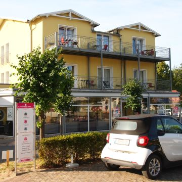 Ostseehotel Baabe family hotel & restaurant