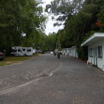Camping & Bungalows Rotorua Thermal Holiday Park