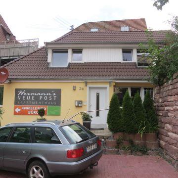 Apartments Hermann's Neue Post