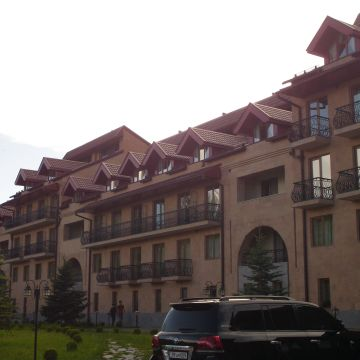 Hotel Marriott Tsaghkadzor