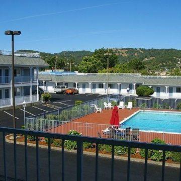 Hotel Quality Inn Central Roseburg