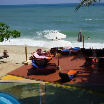 Hotel Samui Beach Resort
