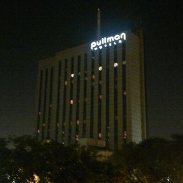 Hotel Pullman Sao Paulo Ibirapuera