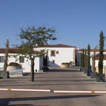Hotel Fontecruz Caceres