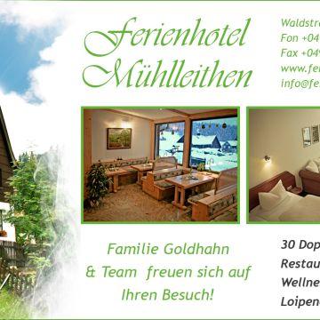 Ferienhotel Mühlleithen
