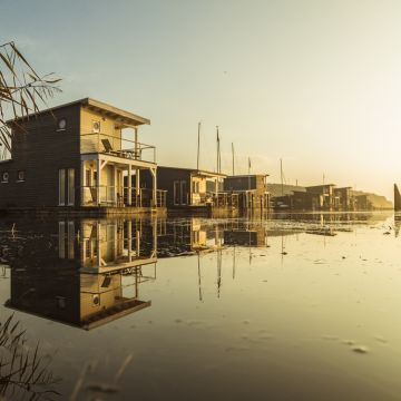 Ferienhäuser & Appartements Im-Jaich Wasserferienwelt