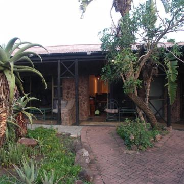 Hotel Zulu Nyala Game Lodge