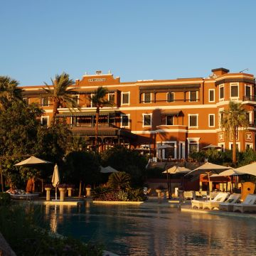Hotel Sofitel Legend Old Cataract
