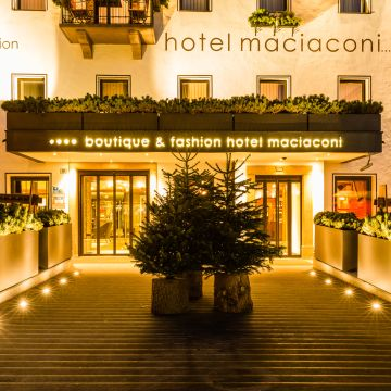 Boutique & Fashion Hotel Maciaconi Gardenahotels