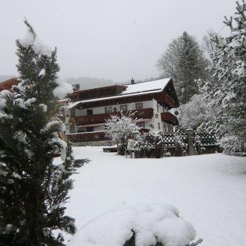 Bauernhof Haus Waldesruh