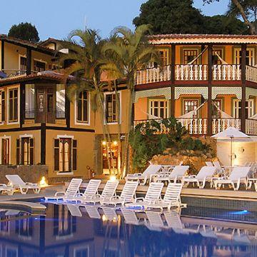 Hotel Porto Pacuiba