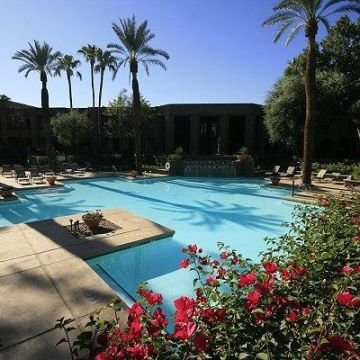 Hotel Doubletree Paradise Valley Resort Scottsdale