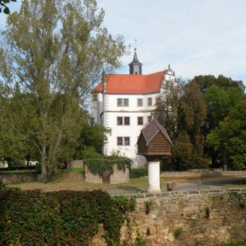 Pension im Schloss Podelwitz