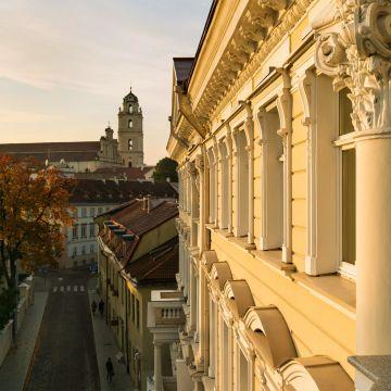 Hotel Kempinski Cathedral Square