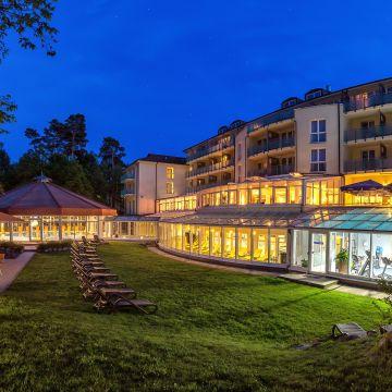 Seehotel Binz Therme Rügen