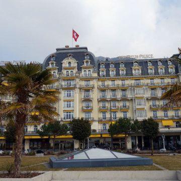 Fairmont Hotel Le Montreux Palace