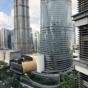 Apartments Fraser Suites Top Glory Shanghai