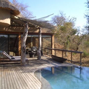 Sabi Sand Game Reserve - Singita Boulders Lodge & Singita Ebony Lodge