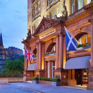 Hotel Waldorf Astoria The Caledonian