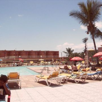 Hotel Green Sea (geschlossen)