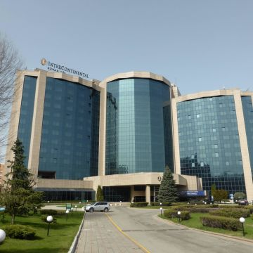 Hotel InterContinental Almaty