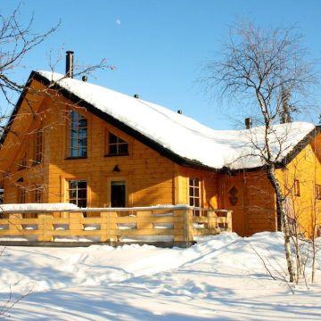 Luxus Ferienhäuser Lappland Dream